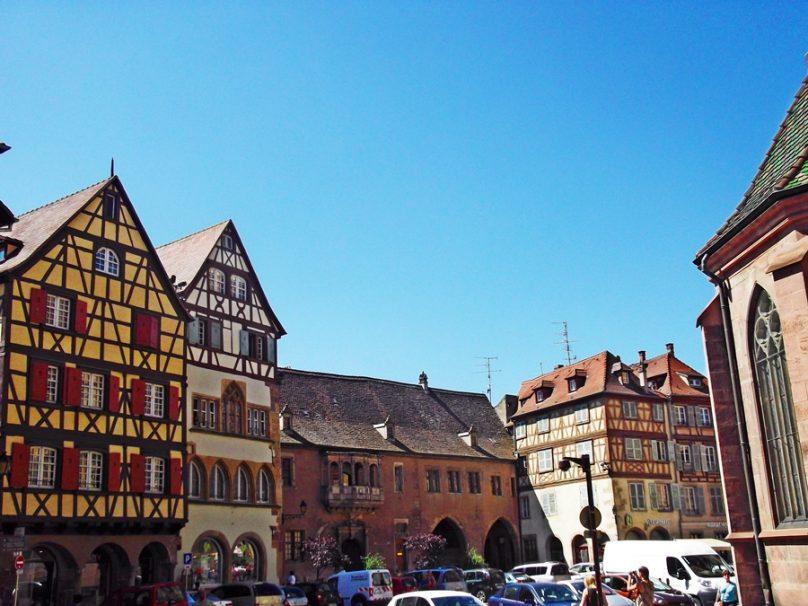 Colmar (Región de Grand Est, Francia)