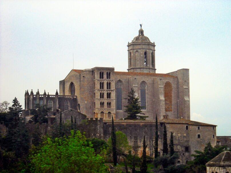 Catedral de Santa María (Gerona, Cataluña)