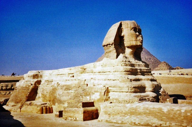 Esfinge de Giza (Gobernación de Giza, Egipto)