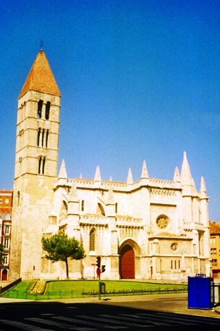 Iglesia de Santa María de la Antigua (Valladolid, Castilla y León)