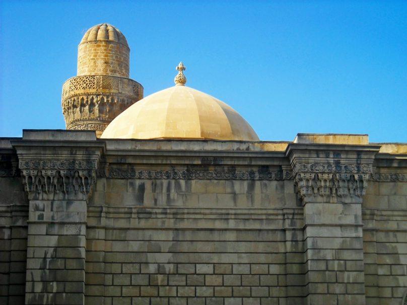 Mezquita del Viernes (Bakú, Azerbaiyán)