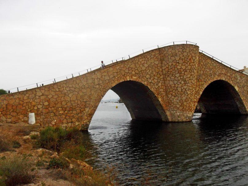 Puente de la Risa (Municipio de San Javier, Región de Murcia)