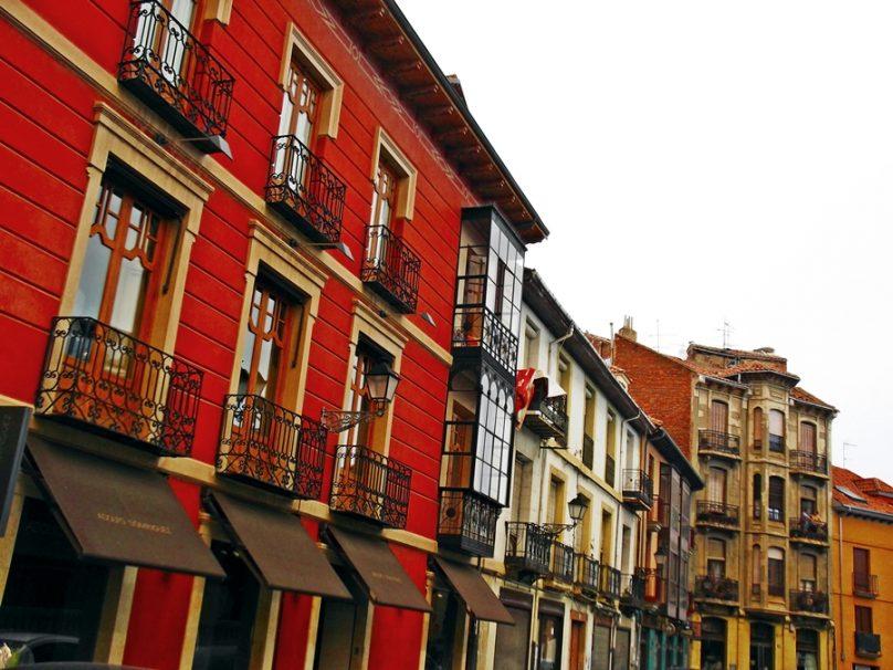 Centro histórico (León, Castilla y León)