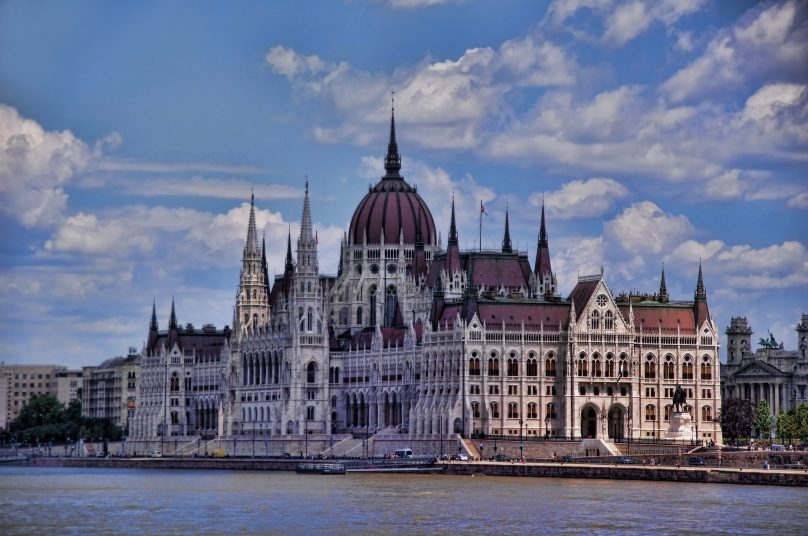Parlamento de Budapest (Budapest, Hungría)