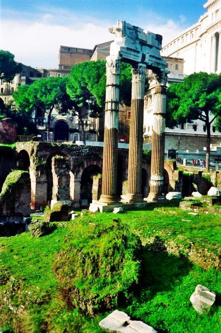 Templo de Venus Genetrix (Roma, Italia)