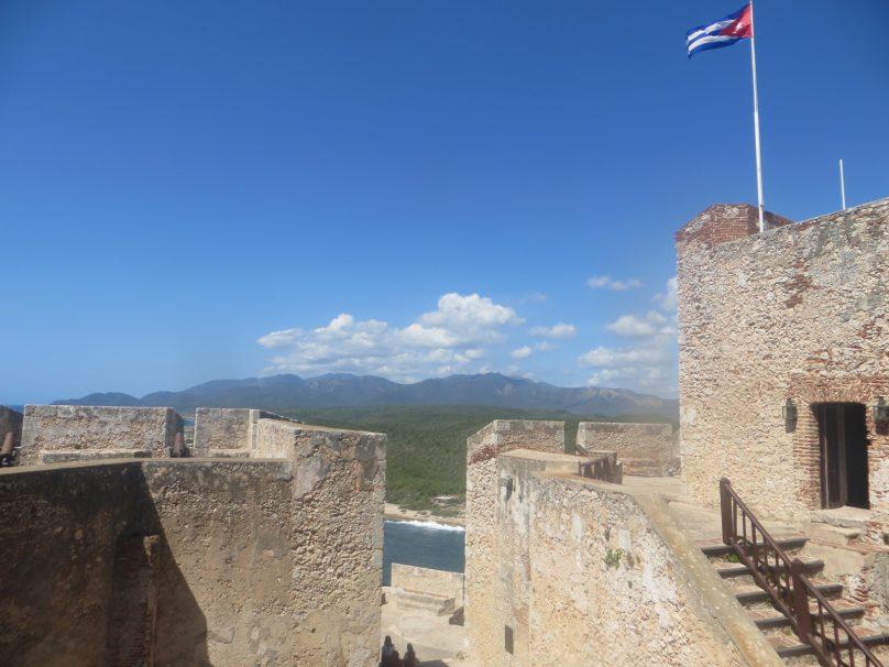 Castillo de San Pedro de la Roca (por Jorge Sánchez)