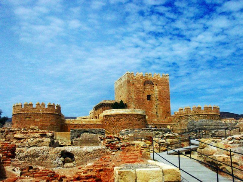 Castillo de Almería (Almería, Andalucía)