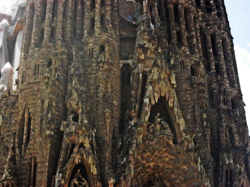 Templo Expiatorio de la Sagrada Familia (Barcelona, Cataluña)