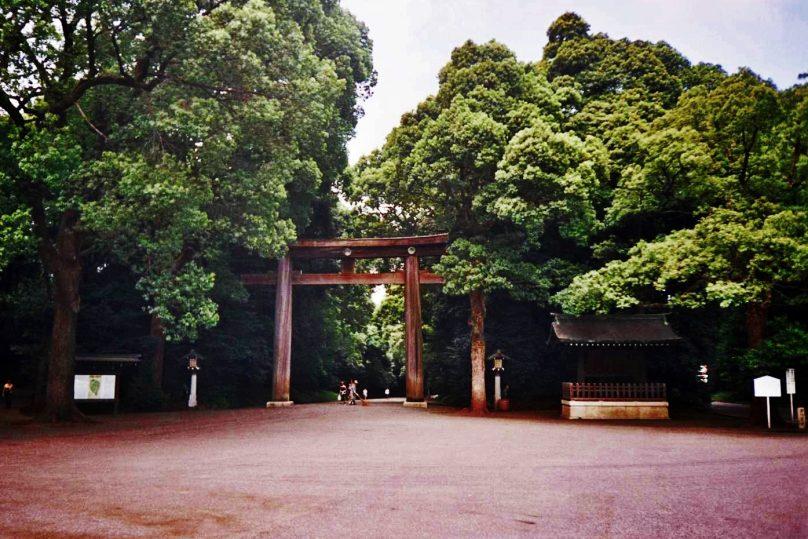 Yoyogi Kōen (Tokio, Japón)