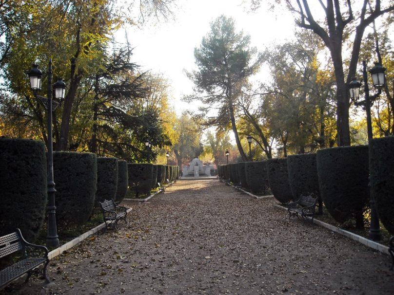 Parque Gasset (Ciudad Real, Castilla-La Mancha)