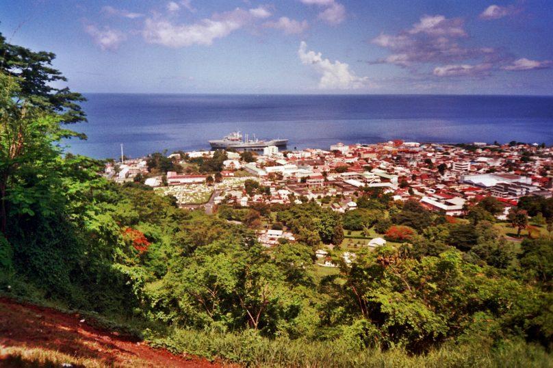 Roseau (Parroquia de Saint George, Dominica)
