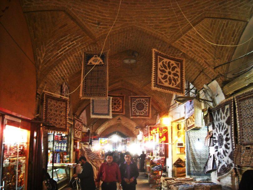 Bazar Qeysarie (Isfahán, Irán)