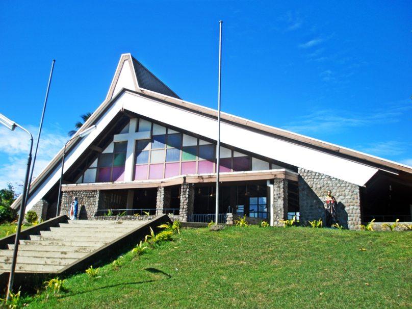 Catedral de la Santa Cruz (Honiara, Islas Salomón)