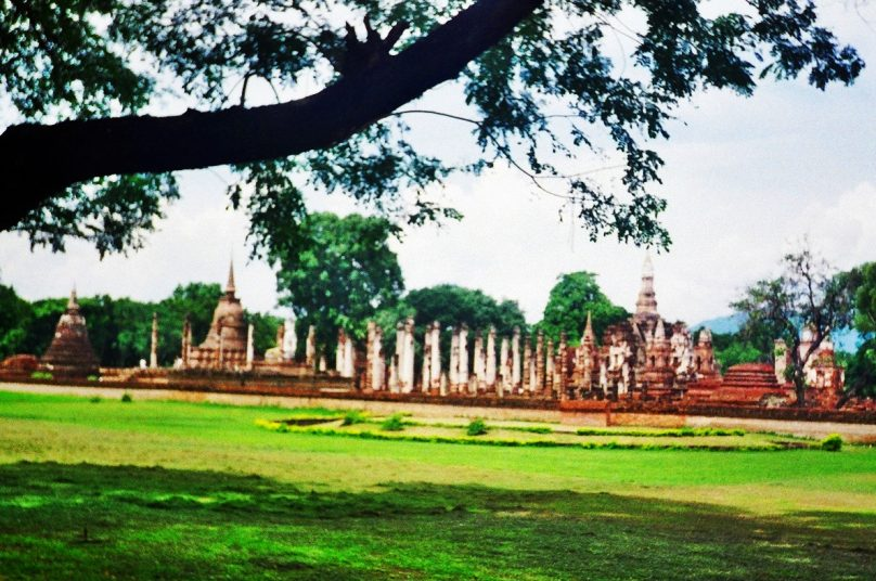 Sukhothai (Provincia de Sukhothai, Tailandia)