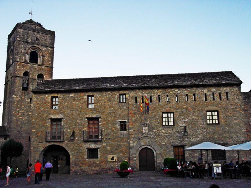 Aínsa (Municipio de Aínsa-Sobrarbe, Aragón)