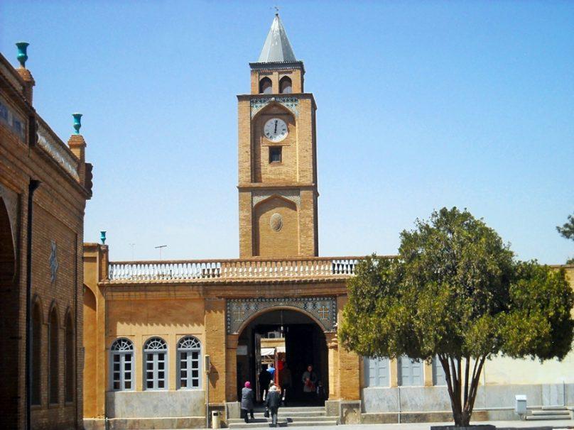 Barrio armenio (Isfahán, Irán)