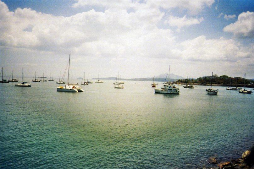 Islas de la bahía de Panamá (Provincia de Panamá, Panamá)