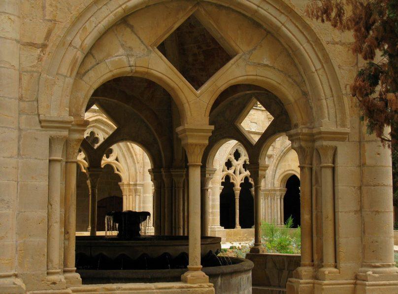 Monasterio de Poblet (por Jorge Sánchez)