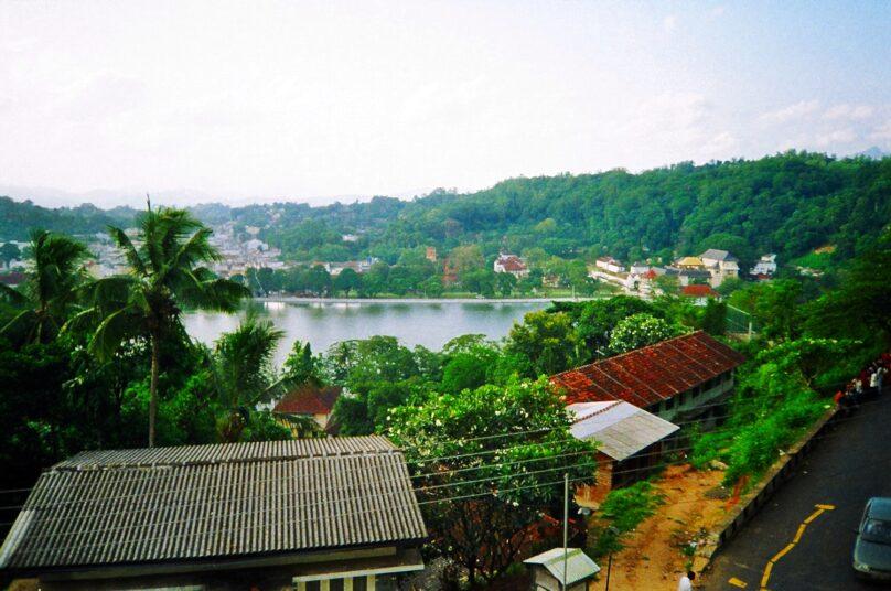 Kandy (Distrito de Kandy, Sri Lanka)