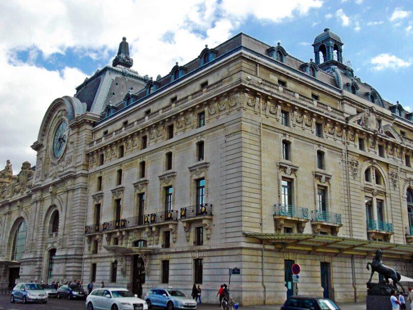 Gare d'Orsay (París, Francia)
