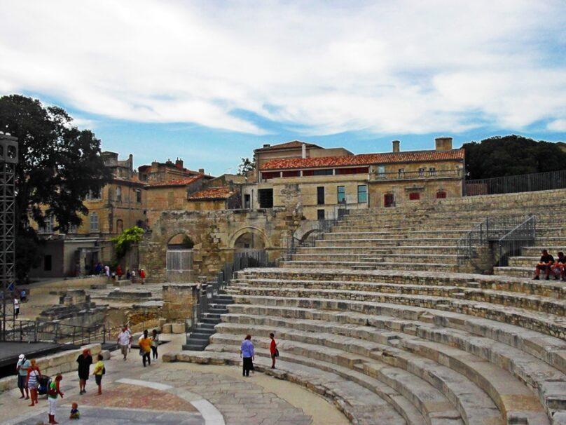 Teatro de Arelate (Arles, Francia)