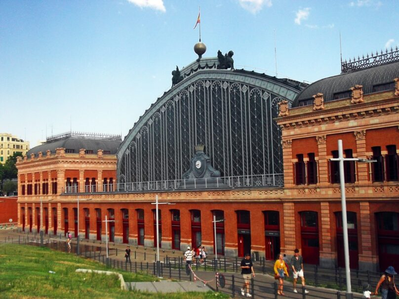 Estación de Atocha (Madrid, Comunidad de Madrid)