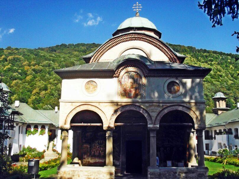 Monasterio de Cozia (Distrito de Vâlcea, Rumanía)