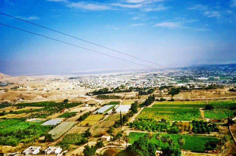 Jericó (Gobernación de Jericó, Palestina)