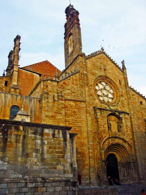 Antigua catedral de Santa María (Plasencia, Extremadura)
