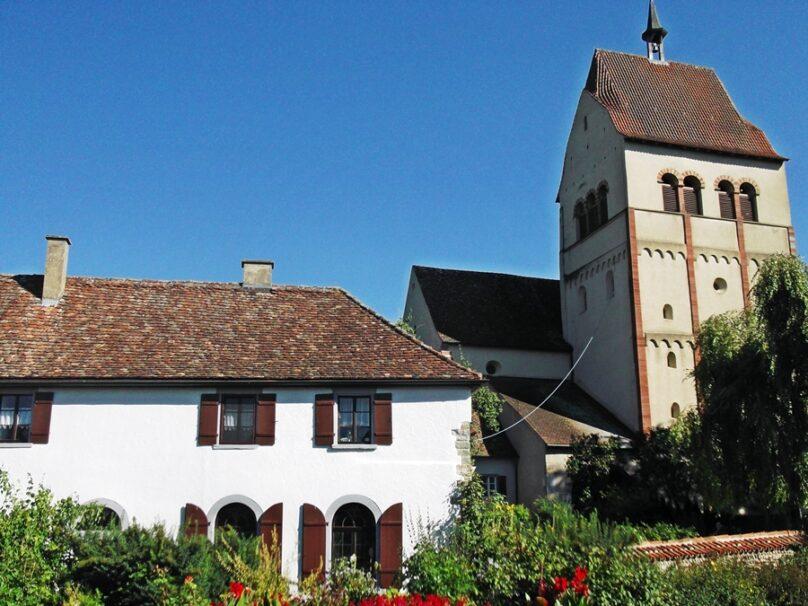 Abadía de Reichenau (Mittelzell, Alemania)