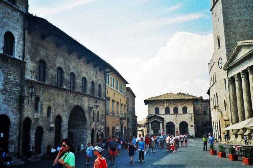 Asís (Región de Umbría, Italia)