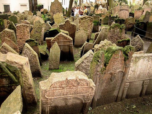 Antiguo cementerio judío (Praga, República Checa)