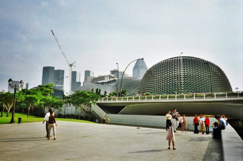 The Esplanade (Concejo Central, Singapur)