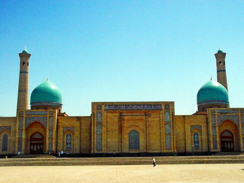 Mezquita de Khazrati Imam (Tashkent, Uzbekistán)