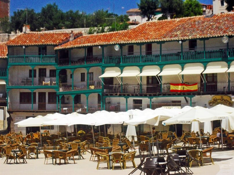 Plaza Mayor (Chinchón, Comunidad de Madrid)