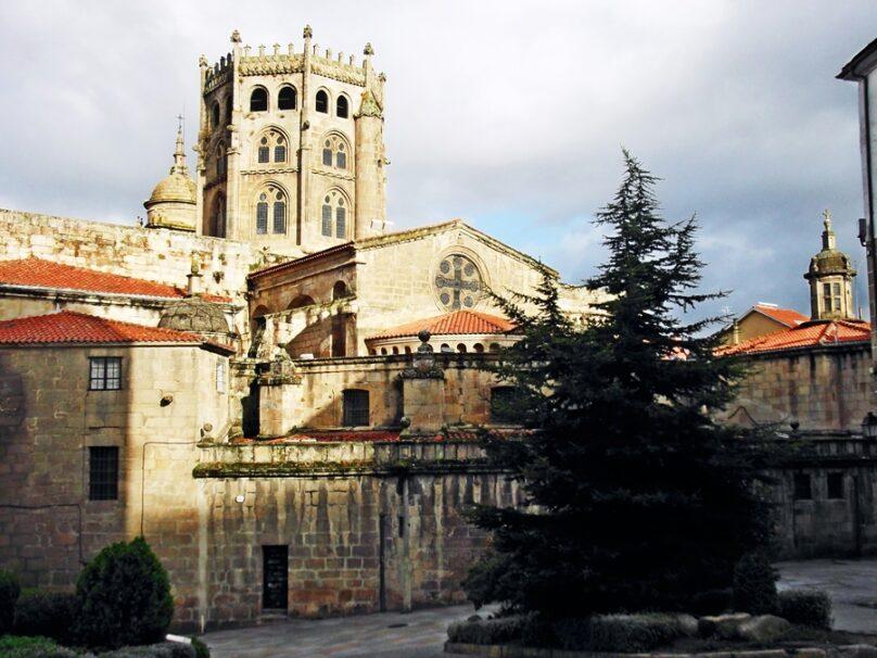 Catedral de San Martín (Orense, Galicia)
