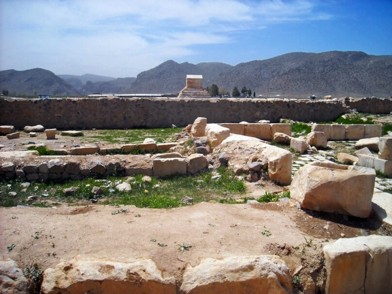 Pasargada (Provincia de Fars, Irán)