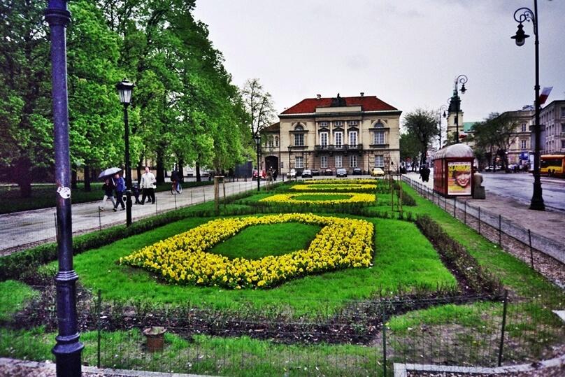 Centro histórico (Varsovia, Polonia)