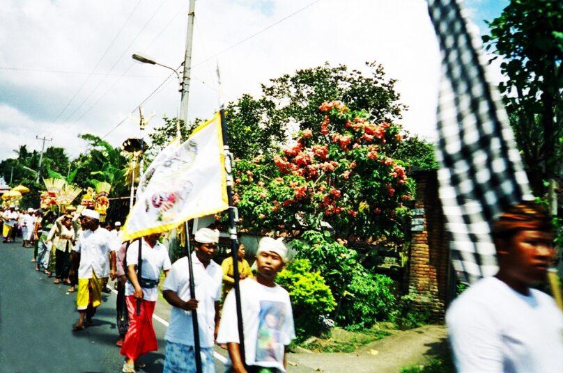 Desfiles balineses (Subdistrito de Bali, Indonesia)