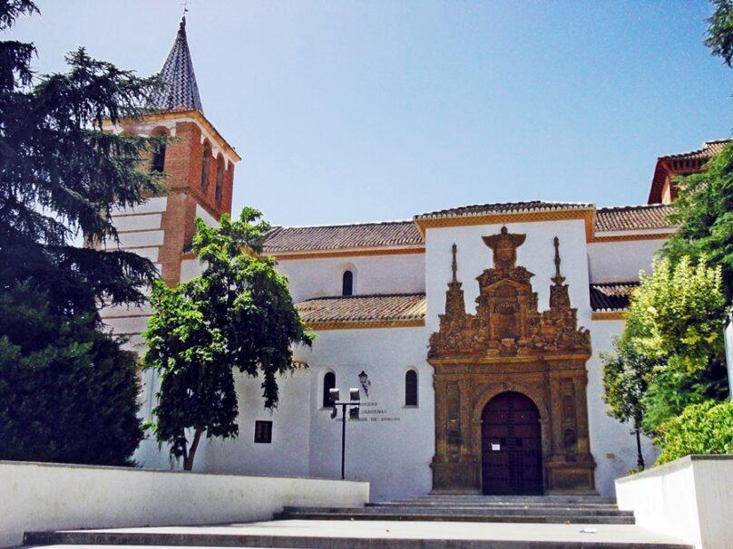 Iglesia de Santiago (Guadix, Andalucía)