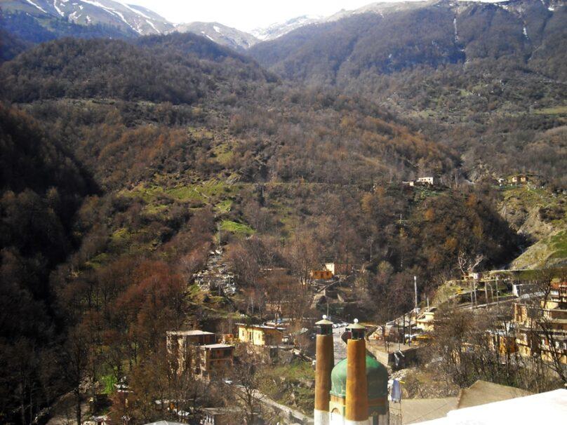 Gasht Rodkan (Provincia de Gilan, Irán)