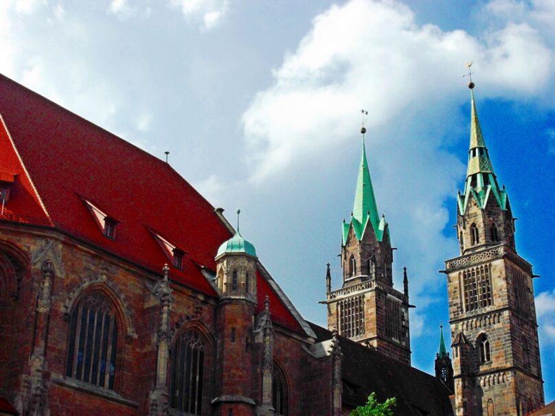 Iglesia de San Lorenzo (Núremberg, Alemania)
