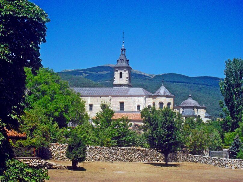 Monasterio de Santa María de El Paular (Municipio de Rascafría, Comunidad de Madrid)