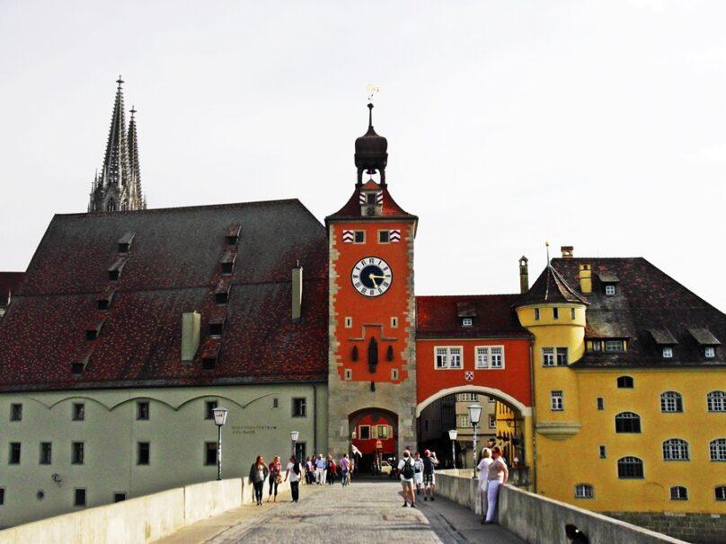 Brückturm (Ratisbona, Alemania)