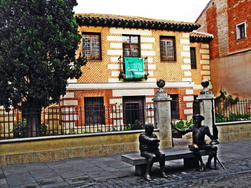 Casa de Cervantes (Alcalá de Henares, Comunidad de Madrid)