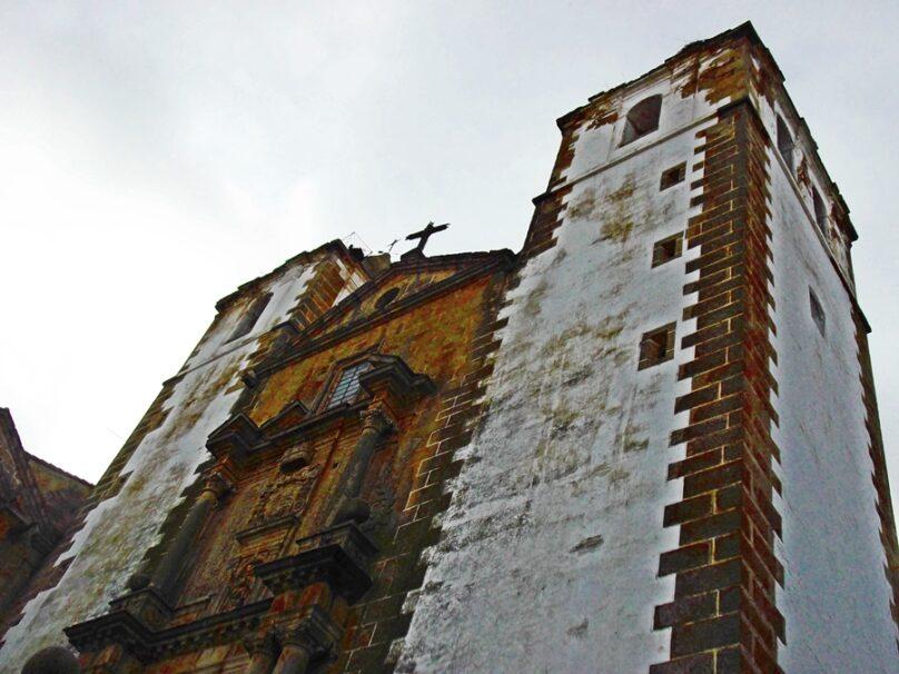 Iglesia de San Francisco Javier (Cáceres, Extremadura)