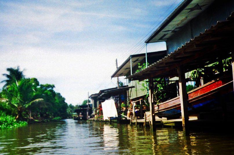 Damnoen Saduak (Provincia de Ratchaburi, Tailandia)