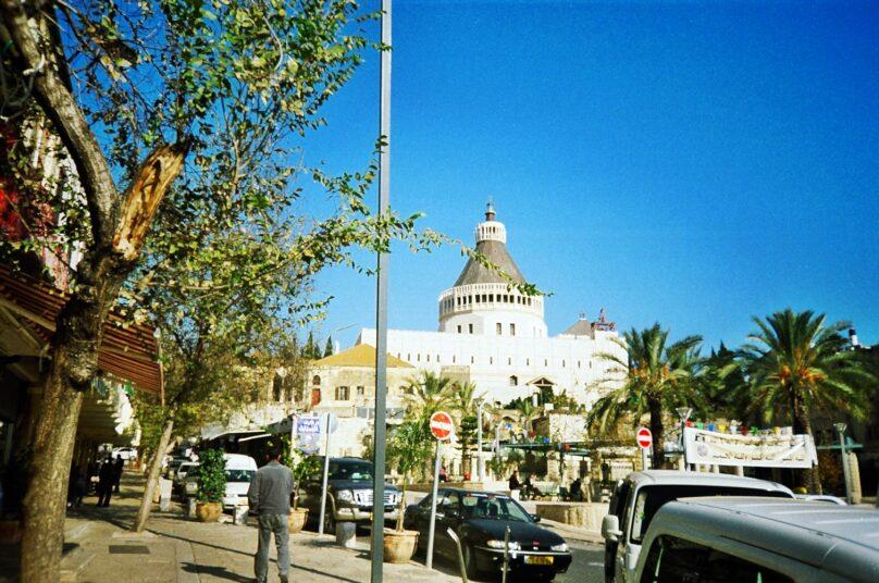 Basílica de la Anunciación (Nazaret, Israel)