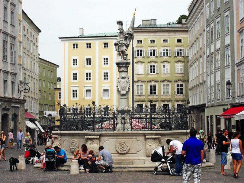 Salzburgo (Estado de Salzburgo, Austria)