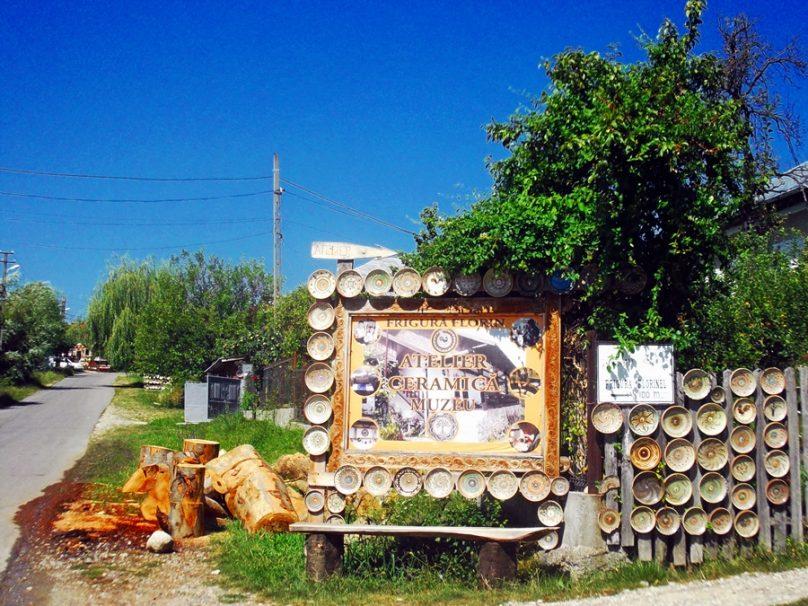 Cerámica de Horezu (Distrito de Vâlcea, Rumanía)